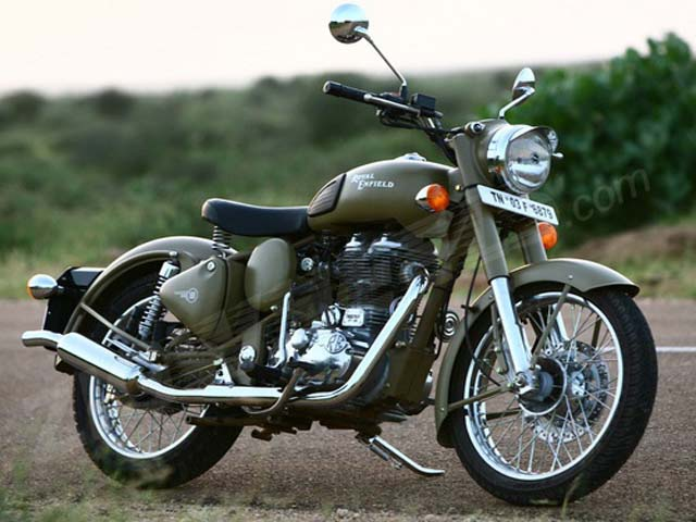 New Bullet Bike Photos Royal Enfield Bullet Classic